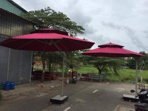 Bán Dù Che Nắng Tại Huyện Hóc Môn, Mẫu Dù Che Nắng Sân Vườn Đẹp